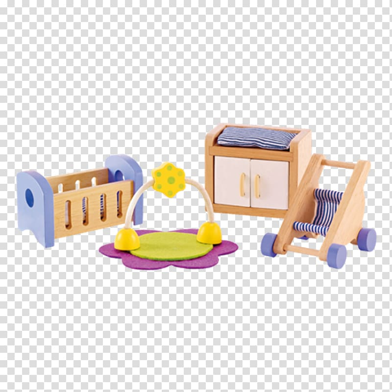 Dollhouse Furniture Infant Toy, doll transparent background.
