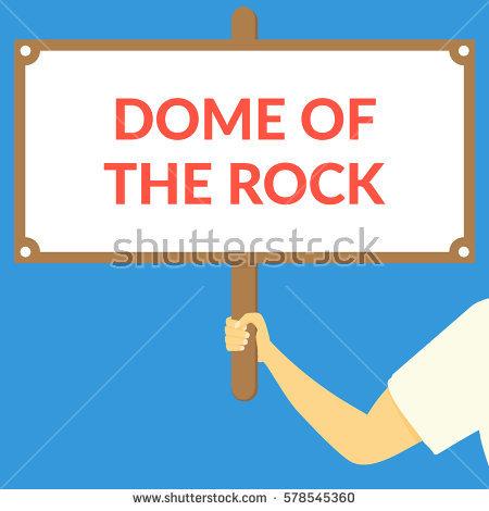 Dome Rock Stock Photos, Royalty.