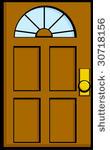 Doorway cliparts.