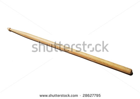 Drum Sticks Clipart.