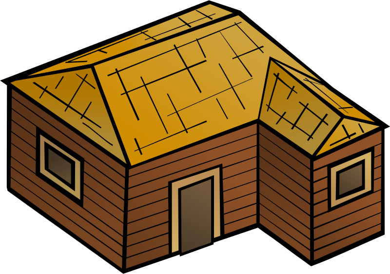 Free to Use & Public Domain Houses Clip Art.