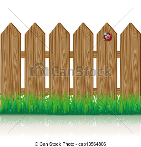 Wooden Fence Clipart Clipground