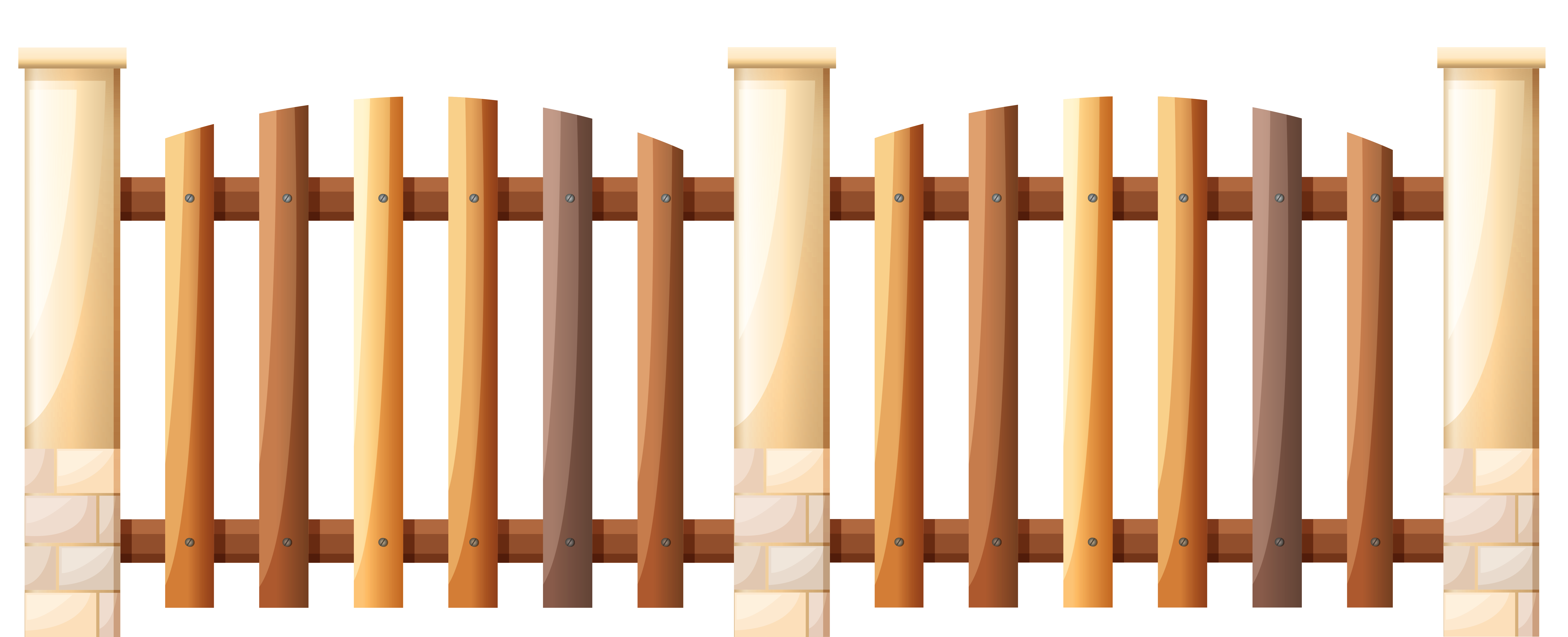 Fence Gate Clip art.