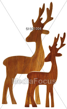 free reindeer wood patterns.