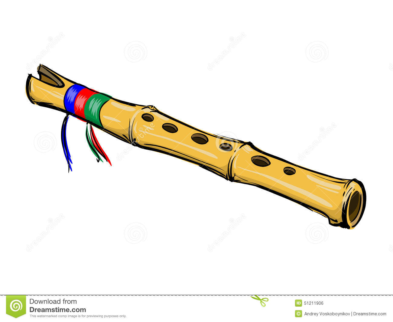 Bamboo Flute Stock Photos, Images, & Pictures.