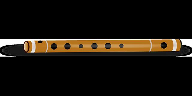 Flute PNG Transparent Images.
