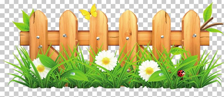 Picket Fence Flower Garden Lawn PNG, Clipart, Clip Art.