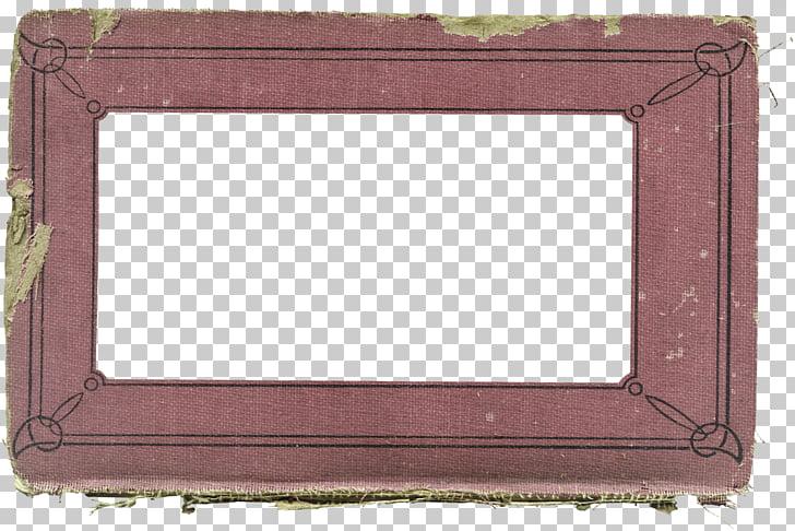 Frame Digital photo frame Wood Brown, Brown Frame PNG.