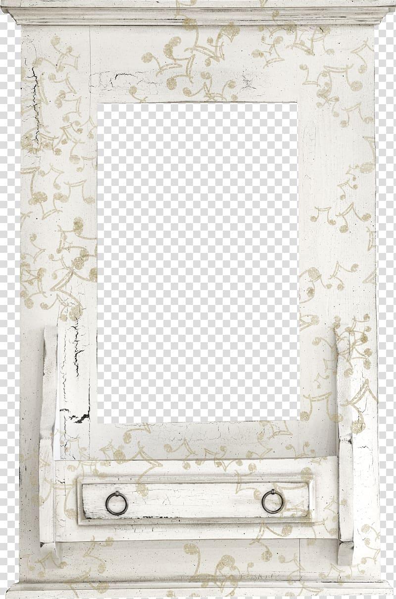Wood frame Digital frame, Wood Frame transparent background.