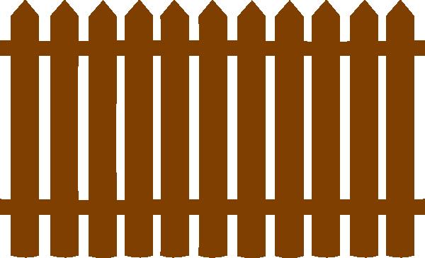 Wood Gate Clipart.