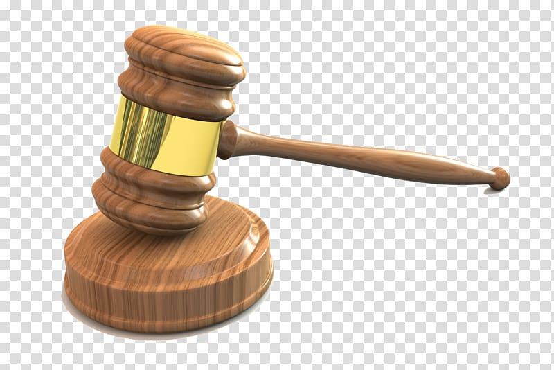 Brown wooden gavel, United States Gavel Judge Court, hammer.