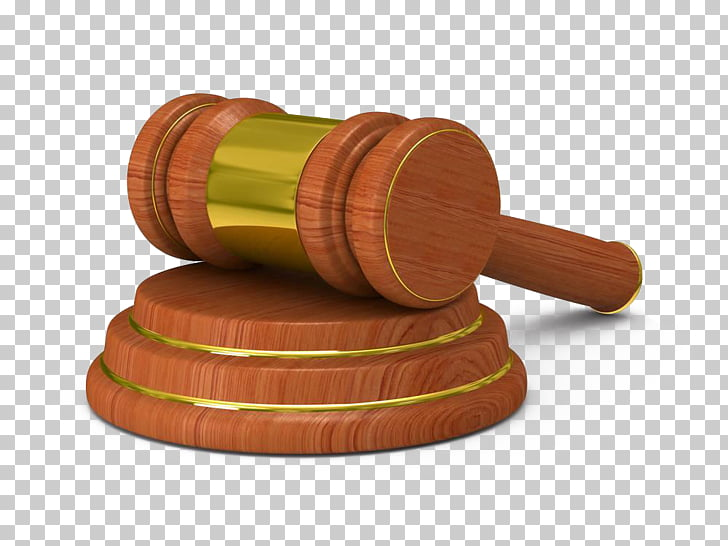 Hammer Gavel Auction Stock photography Judge, Gold wooden.