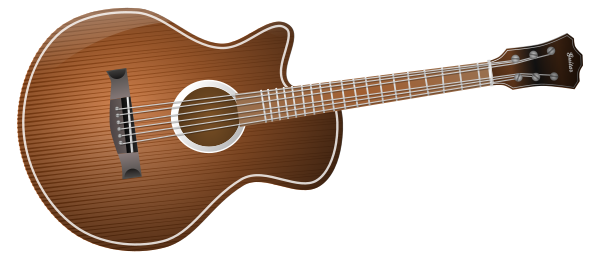 Image Of A Guitar.