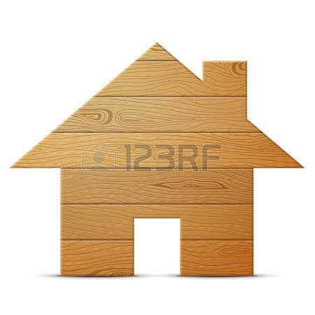 34,308 Wooden House Stock Vector Illustration And Royalty Free.
