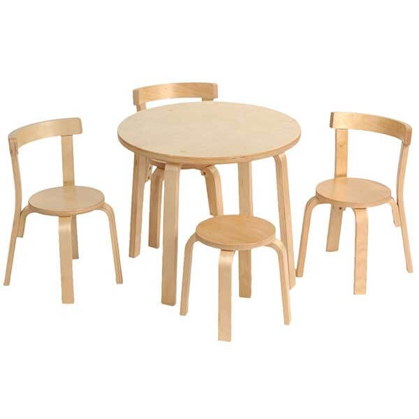 Play with me Toddler Table and Chair Set.