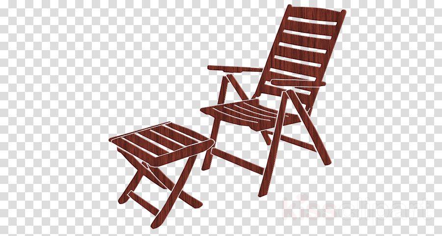 furniture chair outdoor furniture folding chair wood clipart.