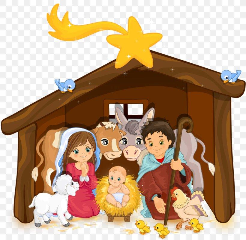 Holy Family Nativity Scene Christmas Nativity Of Jesus Clip.