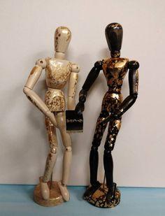 34 Best Wood Figurines images.