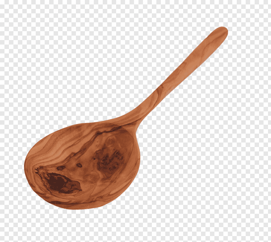 Wooden Spoon, Food Scoops, Kitchen Utensil, Wood Carving.