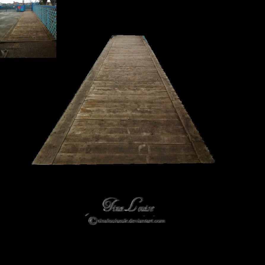 Wooden Path by TinaLouiseUk on DeviantArt.