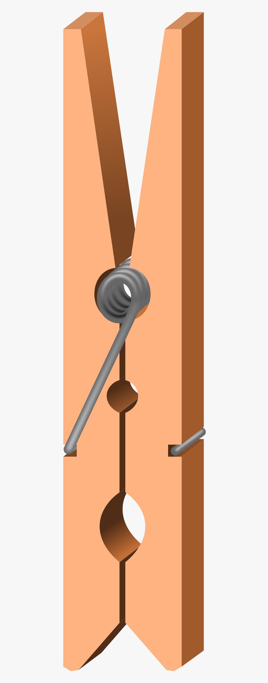 Clothespin Clipart Peg.