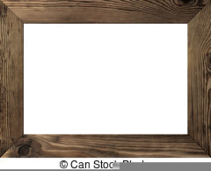 Free Wood Frame Clipart.