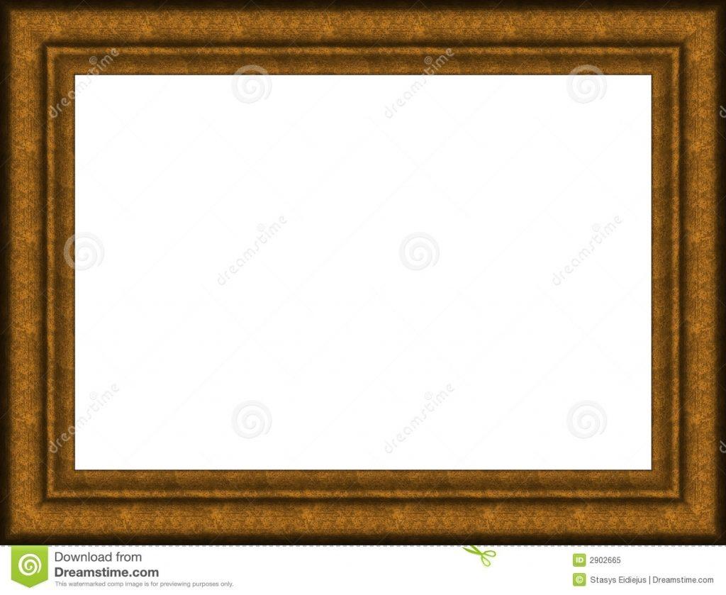 Picture Frame Wood Frame Frame Border Wood Png Image.
