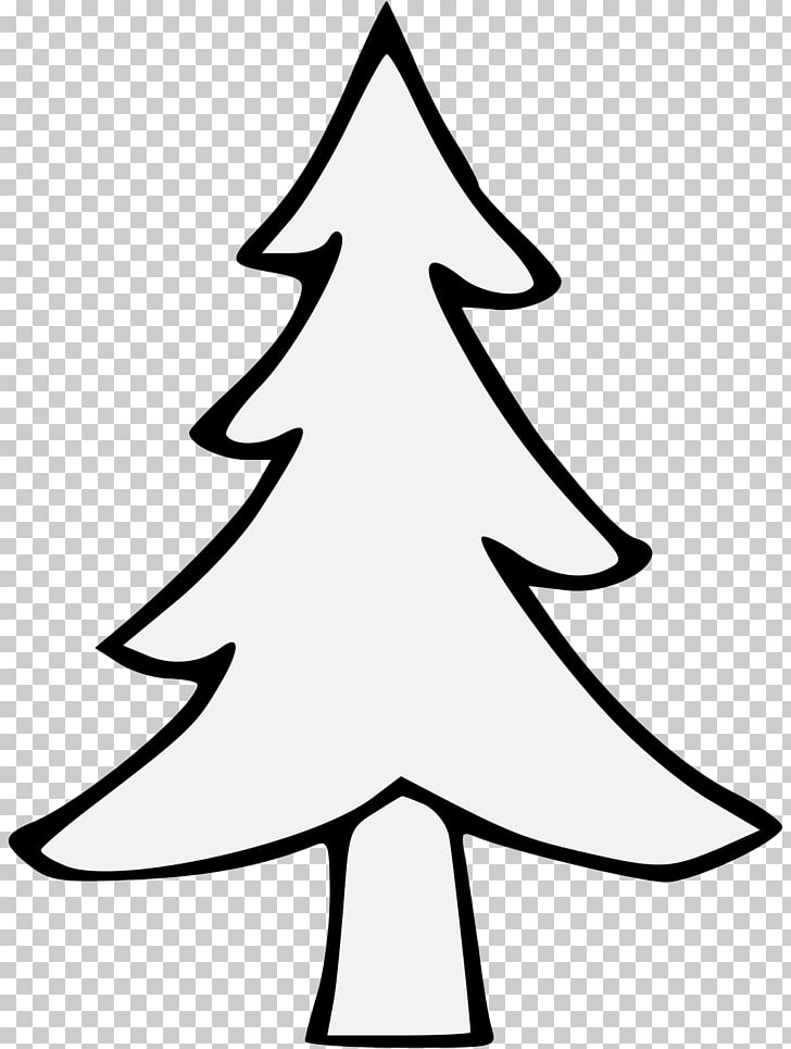 Christmas tree Pine Drawing, green leaves wood PNG clipart.