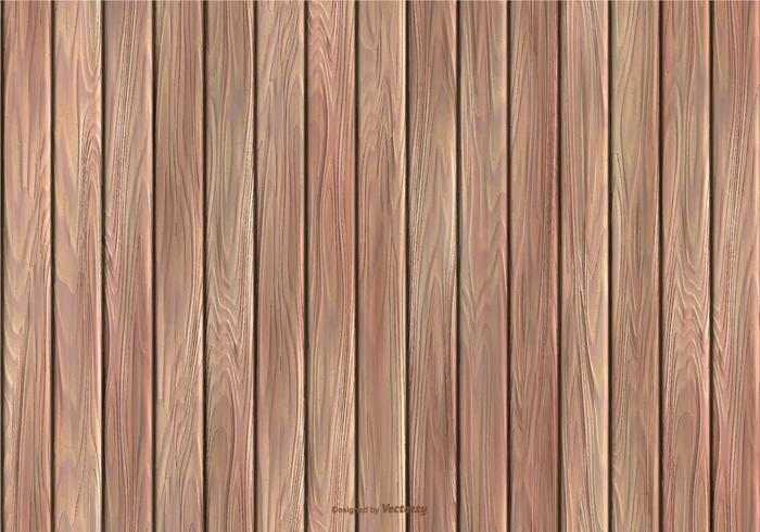 Vector Wood Plank Background.