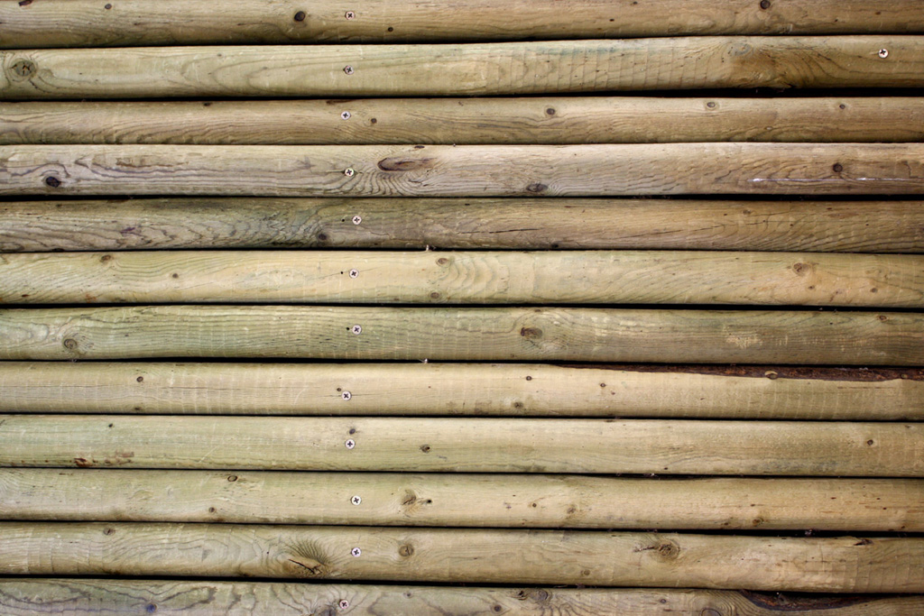 Wooden Pole Clipart.