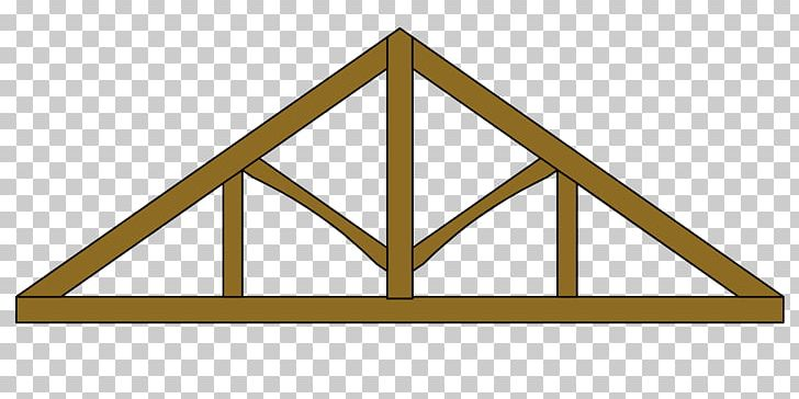 King Post Timber Roof Truss PNG, Clipart, Angle, Area, Attic.