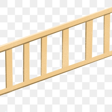 Wooden Railing PNG Images.