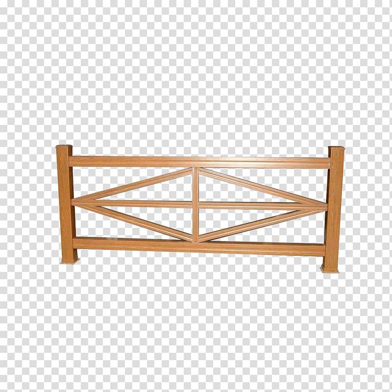 Fence Wood Deck railing Guard rail, Wooden fence transparent.