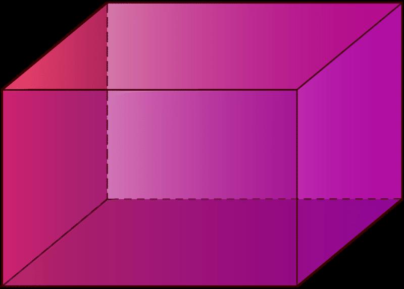 Cube clipart rectangular prism, Cube rectangular prism.