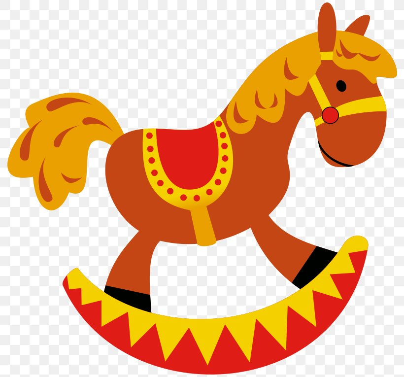 Rocking Horse Toy Clip Art, PNG, 800x765px, Rocking Horse.
