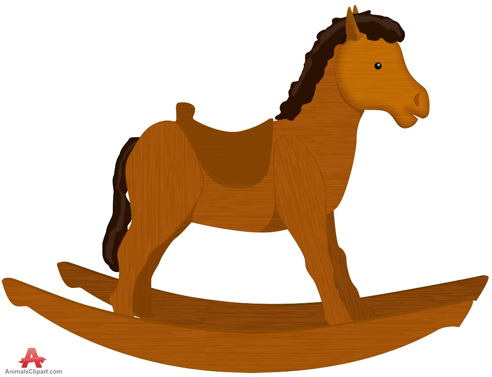 Rocking Horse Clipart.