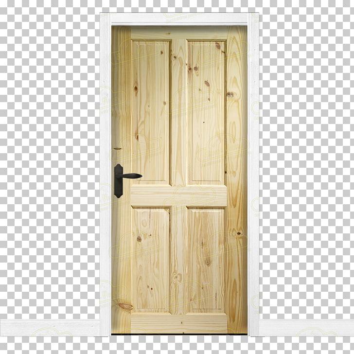 Door Wood stain Carpenter Room, door PNG clipart.
