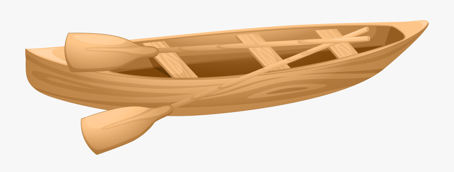 Wooden Boat Png , Png Download.