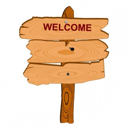 Free Cartoon Wooden Sign, Download Free Clip Art, Free Clip.