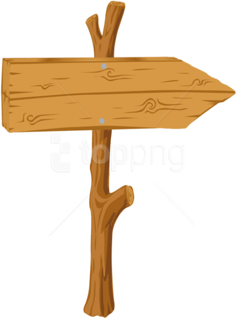 Download Free Png Download Wooden Sign Transparent Clipart.