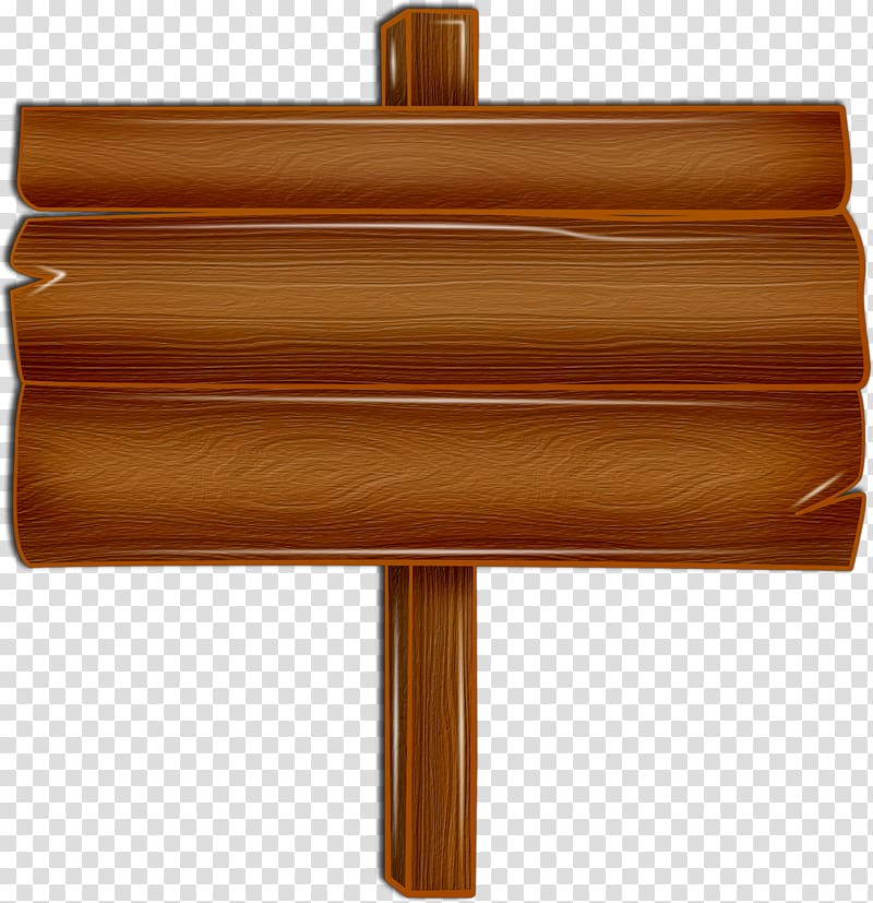 Placard Wood , Wood sign transparent background PNG clipart.
