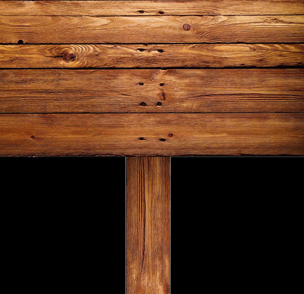 Wooden box Sign Clip art.