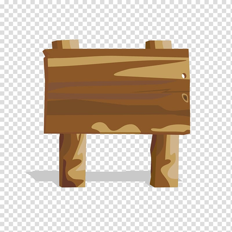 Wood , Wooden signboard transparent background PNG clipart.