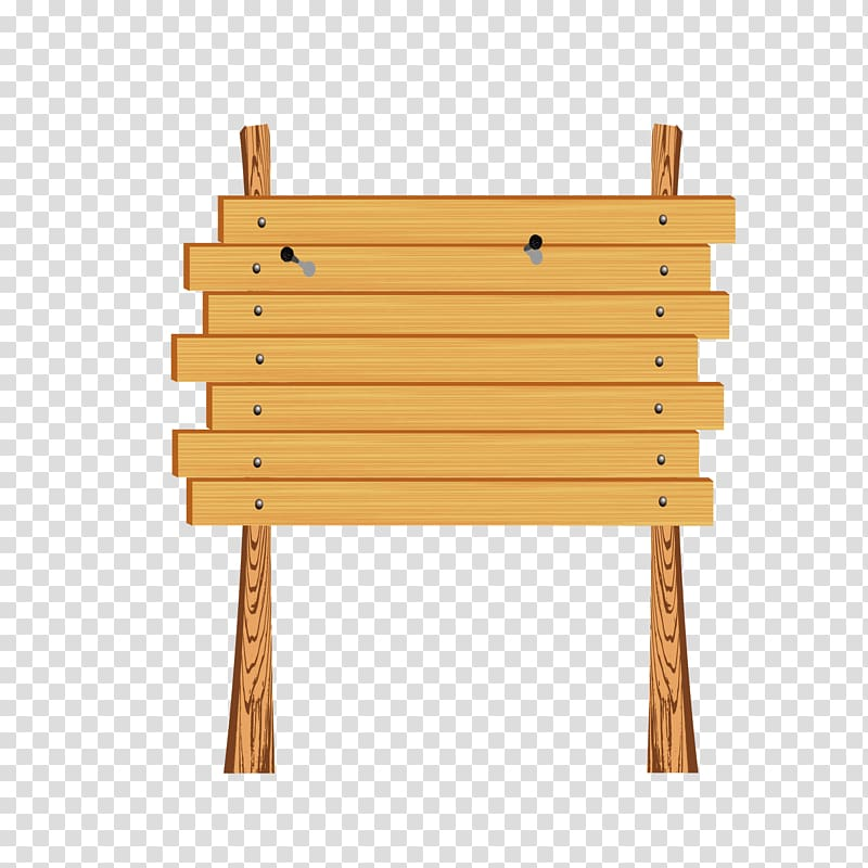 Rectangular brown wooden board , Signage Euclidean Wood, Wooden.