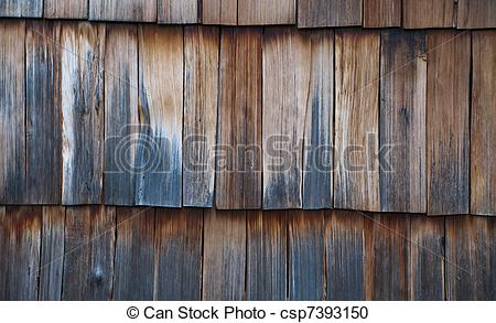 Stock Photography of Wood slat wall ready for your sign.
