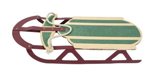 Antique Snow Sled Stock Photos, Images, & Pictures.
