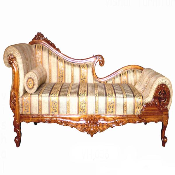 Wooden Sofa Set Png Vector, Clipart, PSD.