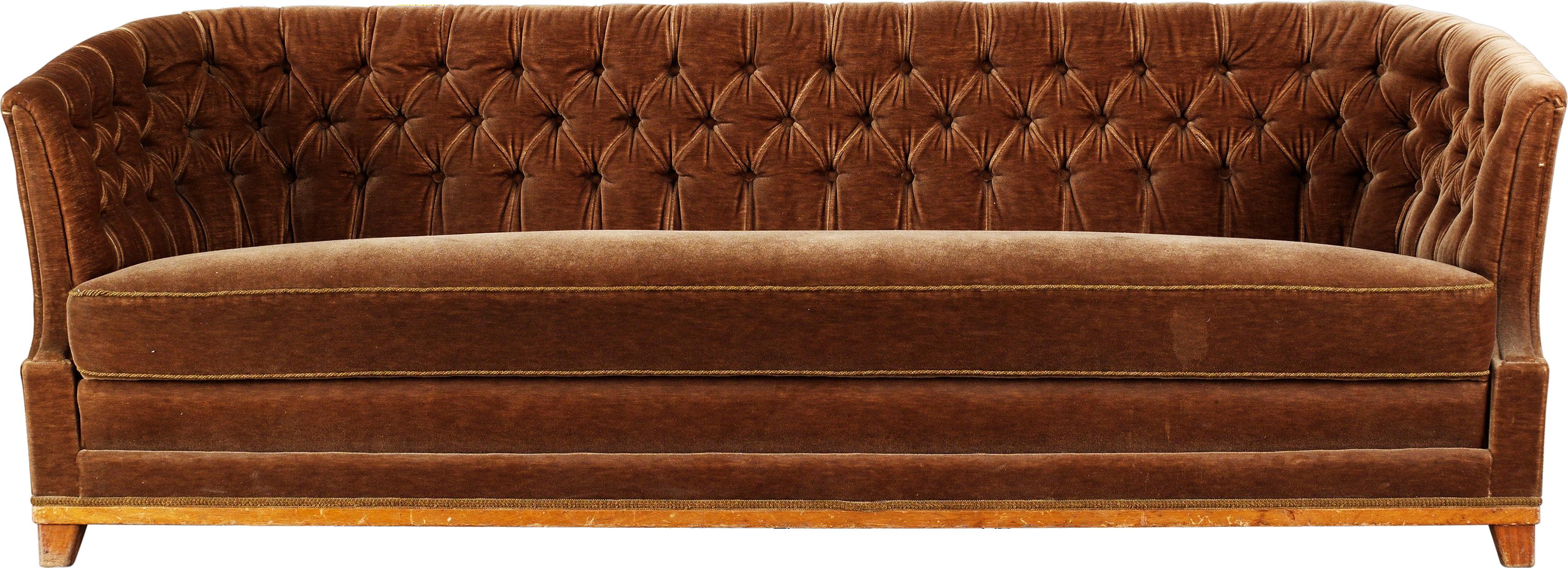 Sofa PNG images free download.