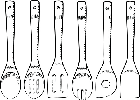 Free Wooden Spoon Cliparts, Download Free Clip Art, Free.