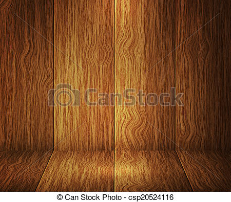 Wooden Stage Backdrop.